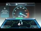 Тест скорости интернета Линет
