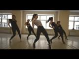 "Rihanna ""Bitch better have my money"" high heels choreography by Risha"