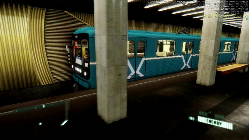 Trainhop the Game Metro *test*
