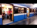 vk.com/1stolica Новый вагон метро