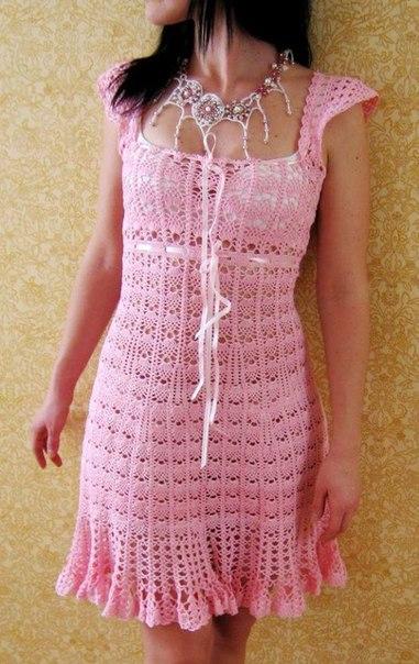 Красивое платье (5 фото) - картинка