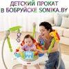 Прокат детских товаров в г. Бобруйске