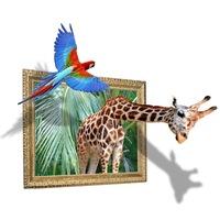 Логотип Выставка 3D изображений!