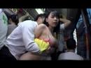 Трахнул азиатку в автобусе(цензур? ?)/Sex with asian in bus(censored)