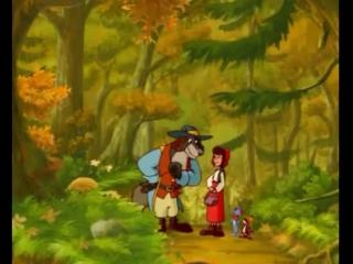 детские песни Красная шапочка