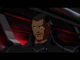 [HD] Young Justice   Юная лига справедливости   Молодая справедливость, s02e07, сезон 2 серия 7