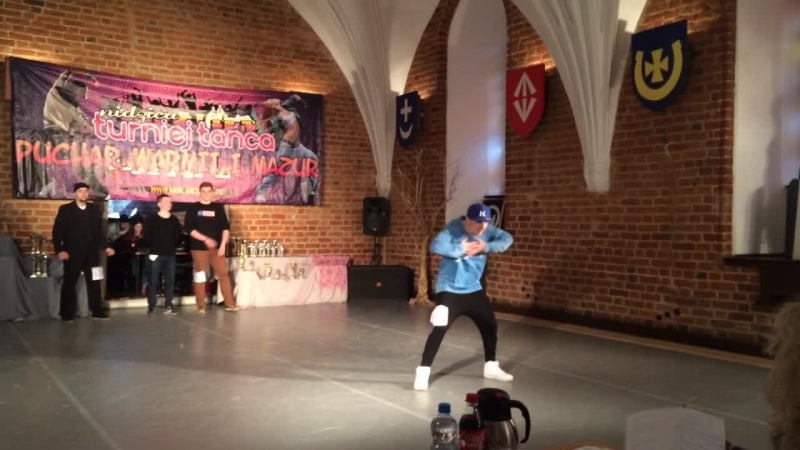 Bogdan Menzak - Pooping 2 Please. Puchar Warmii i Mazur. Nidzica 18.04.2015