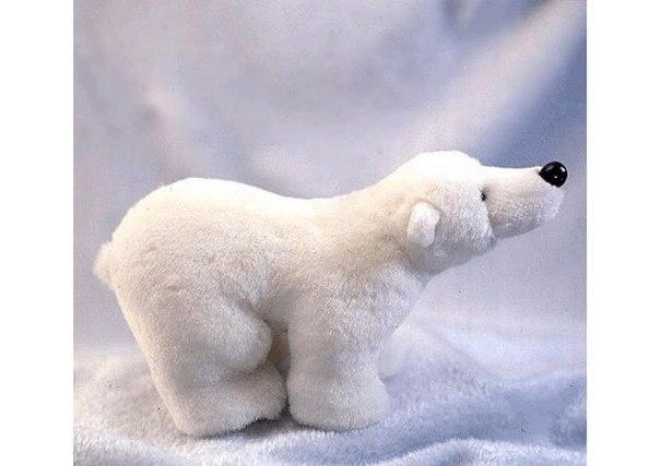 Поделка белый медведь своими руками