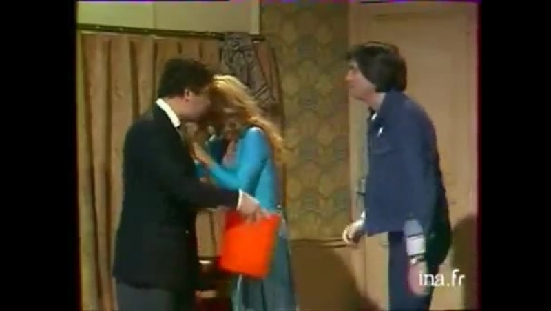 Dalida ♫ Sketch 24/11/1979 (Collaro show)