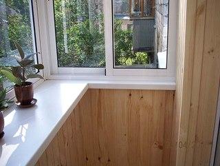 Остекление и отделка балконов, ремонт балконов