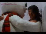 Shannon Elizabeth Sex Scene wiht A Snowman From The Movie Jack Frost