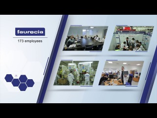 Faurecia Togliatti (Presentation Film for Exhibitions)