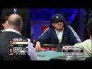 Удивительный блефф на World Series of Poker 2012