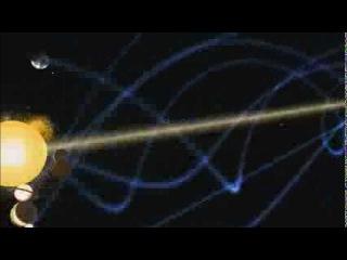 Древняя спиралевидная модель Солнечной системы