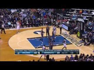 HD Orlando Magic vs Minnesota Timberwolves   Full Highlights   April 3, 2015   NBA Season 2014/15