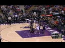 DeMarcus Cousins Posts 2nd Straight Triple-Double
