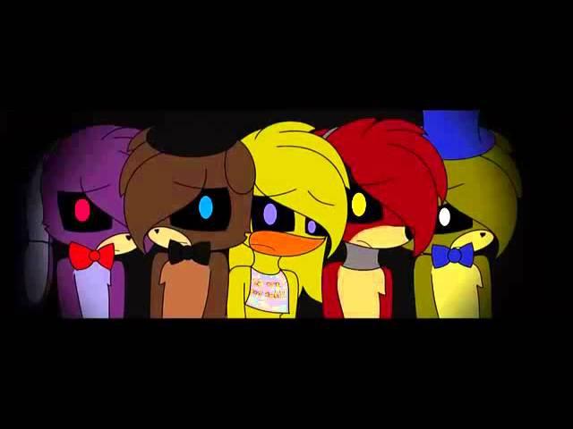 Five Nights At Freddys Song Animation Песня о 5 ночей с фредди