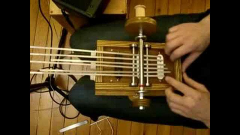 Pitch Bending Thumb Piano- Jamoflage percussion