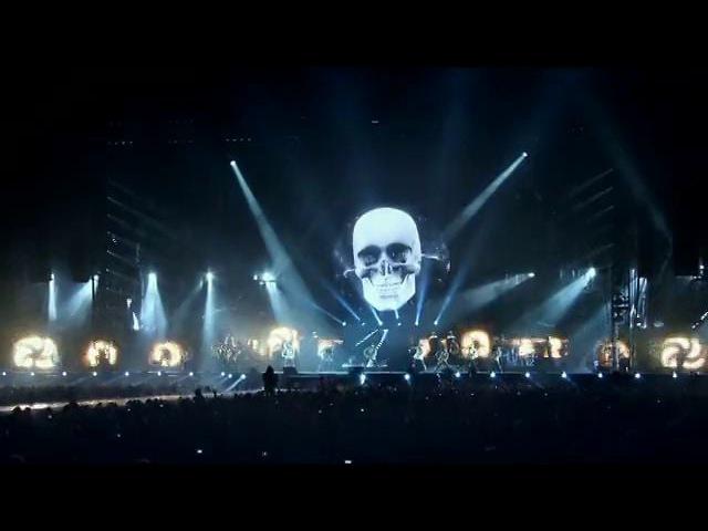 C'est dans l'air / Clip Live - Mylène FARMER - Stade de France