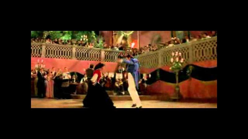 Танец из фильма Маска Зорро
