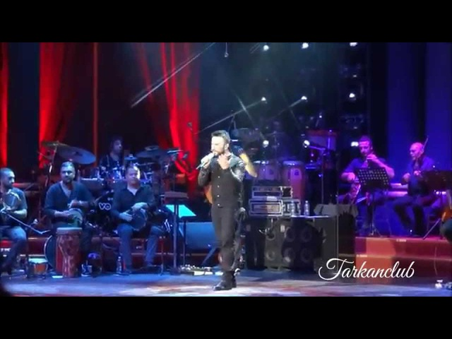 TARKAN Arada Bir Live @ Harbiye, Istanbul - September 5th, 2014