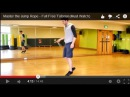 Jump Rope Tips and Tricks Tutorial - Novice to Advanced