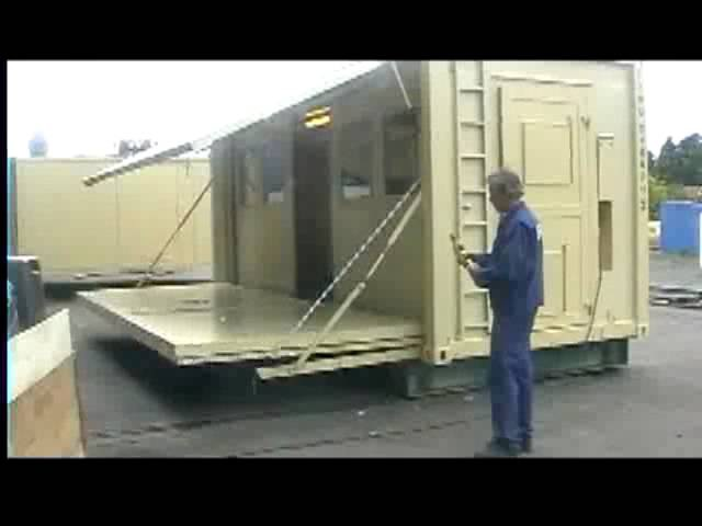 3-IN-1 Foldable Shelter Deployment