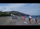 2015 Крым Алушта Рыбачье отзыв о курорте