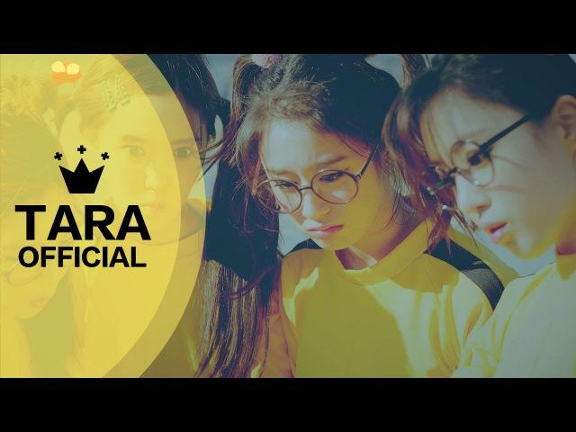 T-ARA(티아라) Chopsticks Brothers - Little Apple OFFICIAL MV(1080P)