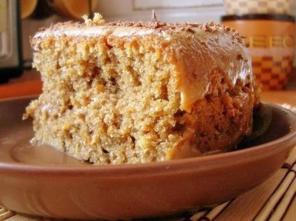 """Кофейный пирог """"Из того, что есть в холодильнике"""" Рецепт для лентяев, которые любят вкусно поесть ;))) Рецепт очень прост: Смотреть полностью..."""