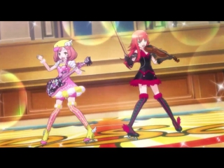 Pretty Rhythm Rainbow Live: Naru & Bell — Little Wing & Beautiful Pride (Movie Ver.)
