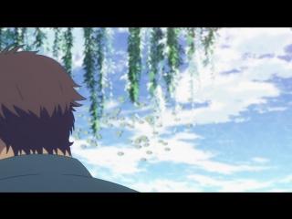[AniDub] Nagi no Asukara | Когда успокоится море [13] [BalFor, Shina]