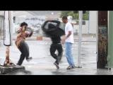 TURF FEINZ RIP RichD Dancing in the Rain Oakland Street _ YAK FILMS