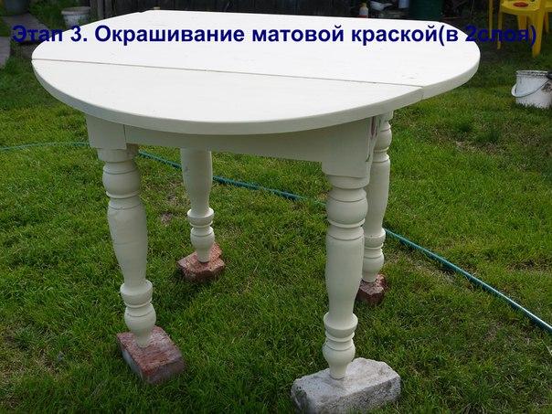 Бабушкиному столу больше 50 лет, после ее смерти мы забрали стол к себе и вот уже 10 лет все наши се...