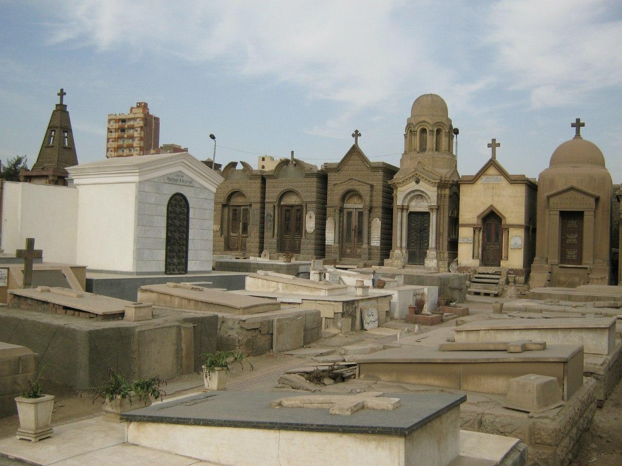 кладбище Мар Гиргис