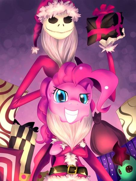Развлекаем Маленькую Пони