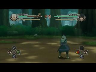 История о том, как Димка играет в Naruto Shippuden Ultimate Ninja Storm Generations.
