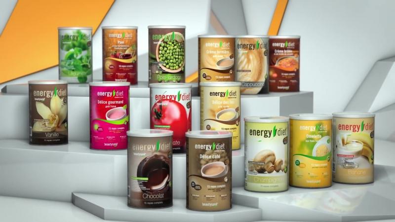 Отзывы об Energy Diet