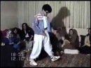 Incredible dance moves in Iran 1991