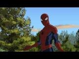Великий Человек-паук - Беспардонный Дэдпул - Сезон 2 Серия 15 | Marvel мультфильм для д...