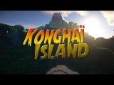 Minecraft Survival/Adventure Map - Konghaï Island [1.7.X]