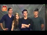 Teen Wolf Cast Choose Character Superlatives