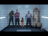 Gnardians of the Galaxy porn parody trailer