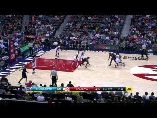 [HD] Charlotte Hornets vs Atlanta Hawks | Full Highlights | April 10, 2015 | NBA Season 2014/15