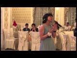 Любовь Настала.Мой музыкальный подарок подруге на свадьбе:)