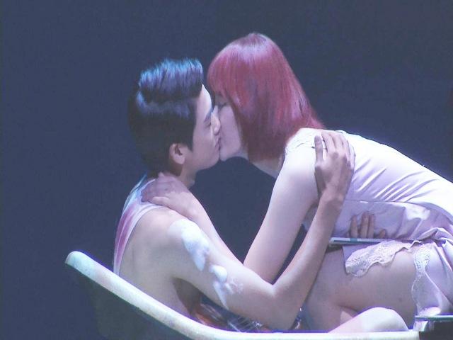 11 сент. 2013 г.[HD] 박형식 뮤지컬 보니앤클라이드 프레스콜 ZEA 朴炯植 Park Hyung-sik BONNIE CLYDE