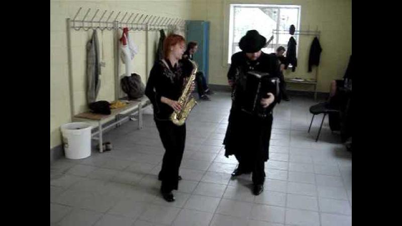 LIBERTANGO (Astor Piazzolla) - Вероника Кожухарова, Айдар Гайнуллин