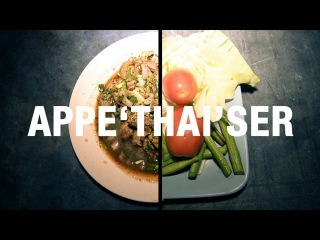 BANGKOK STREET FOOD ep.1 APPE'THAI'SER