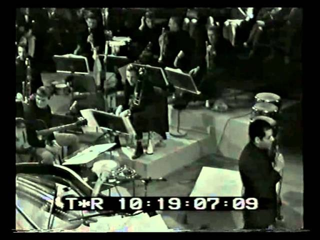 George Russell and the Big Bang Band of 1967 - live at Circus in Stockholm, Sweden