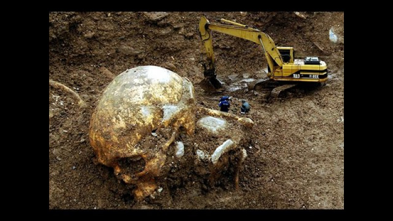 Mystery of Giant Human Skeleton